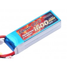 Gen Ace Battery  1600mAh/14.8Volt/40C