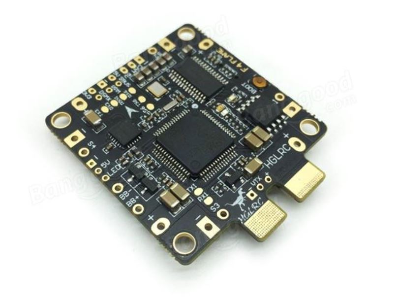 KF-70 F4 FLAME Race Spec STM32F405 Flight Controller Built-in BE