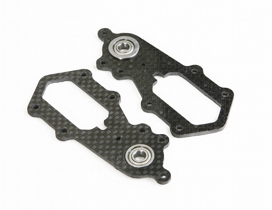 550-24TTS Carbon fiber tail unit plate
