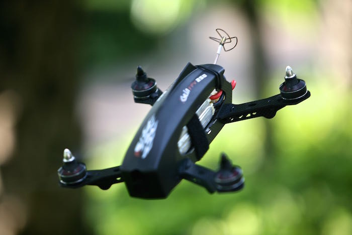 <b>KDS Kylin FPV 250 quadcopter