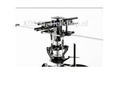 700-1 main rotor head with flybar
