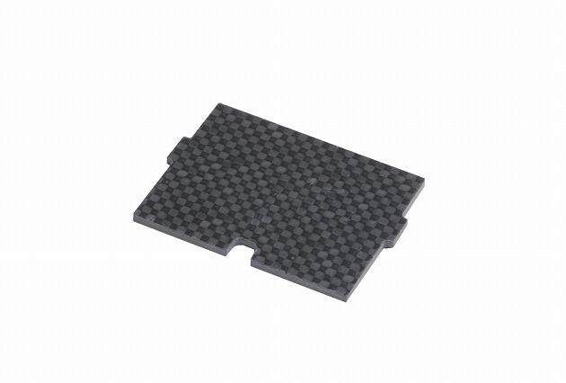 550-44 carbon fiber receiver mounting plate
