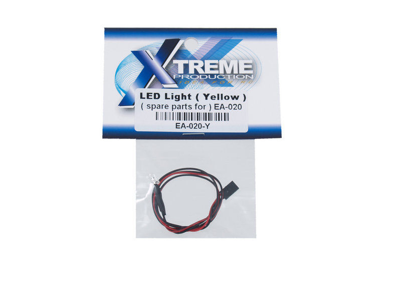 Xtreme Production Extreme LED Light - Yellow (spare parts for EA