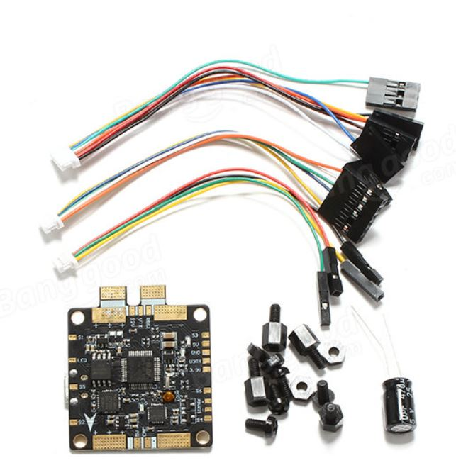 KF-70 Racing F3 V3 6Dof Flight Control AIO Intergrated with OSD