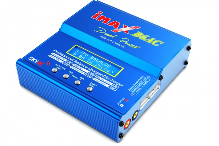 iMax B6AC professional intelligent digital balance charger
