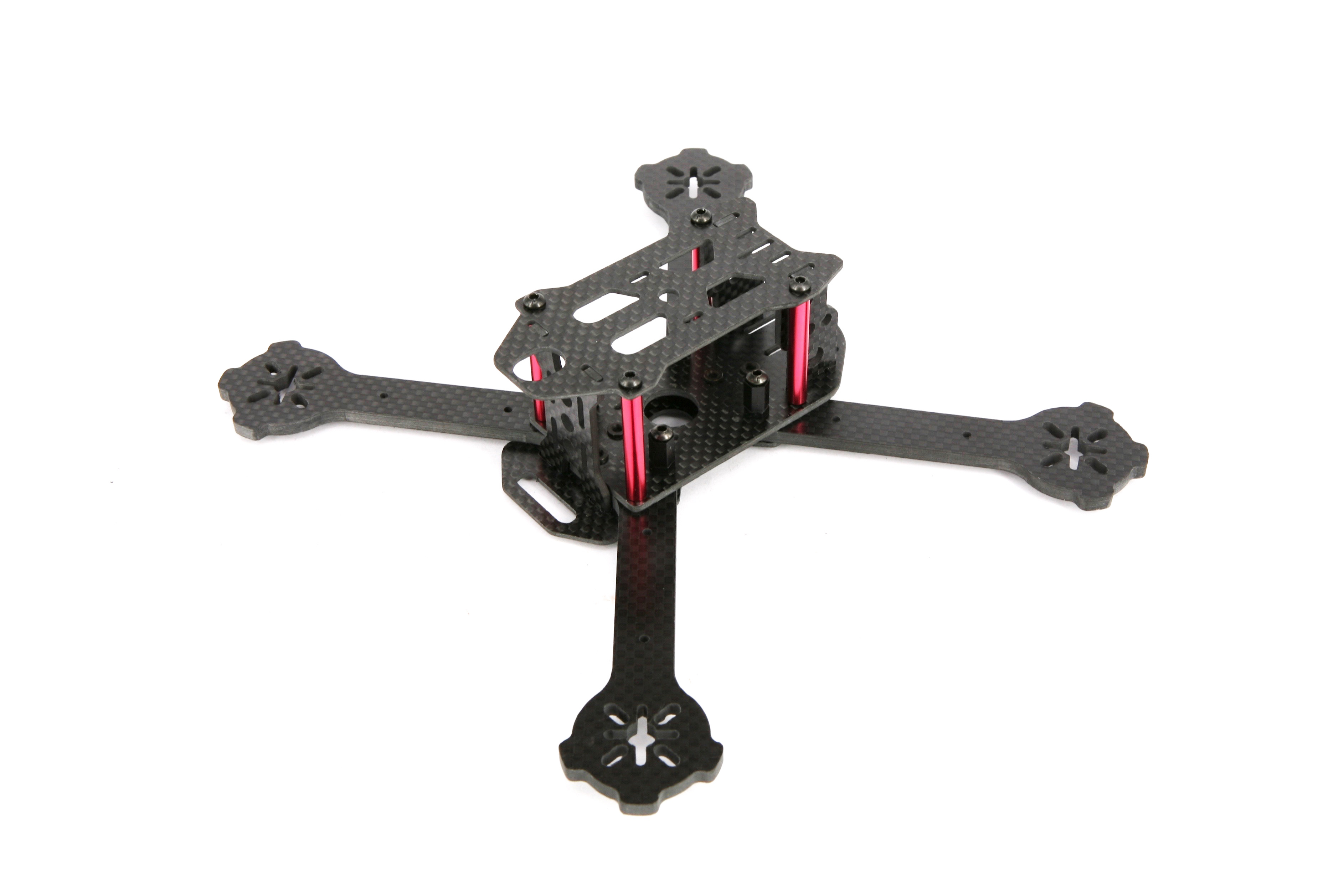 Kylin 210-01 Carbonfiber FPV Kit