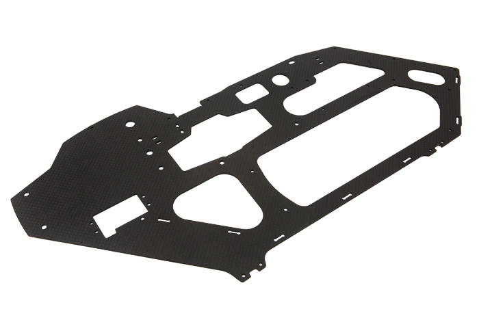 KA-72-033L upgrade CF right side plate main frame