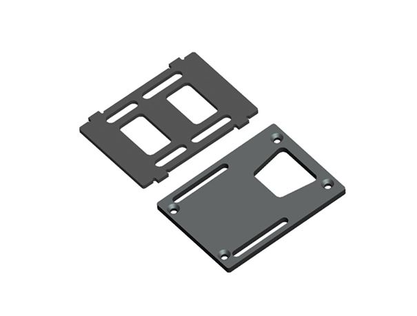 KC-360-035 CF front interval plate board