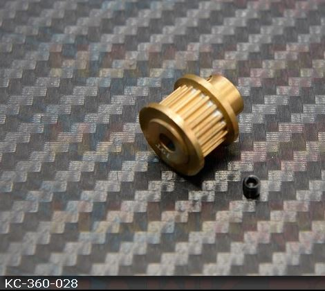 KC-360-028 Motor pinion gear 19T