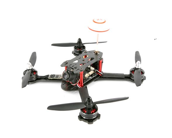 KDS FPV 210-01 Extreme ARF FPV racer