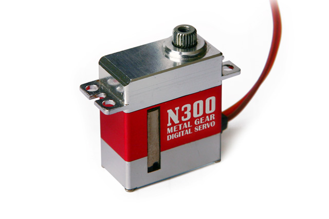 KDS N300 metal gear digital servo