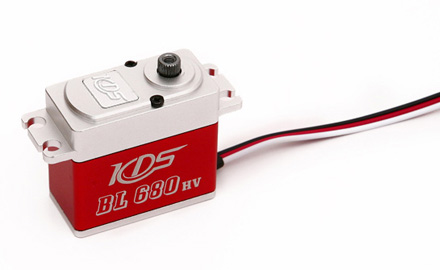 KDS BL 680 HV brushless digitale servo