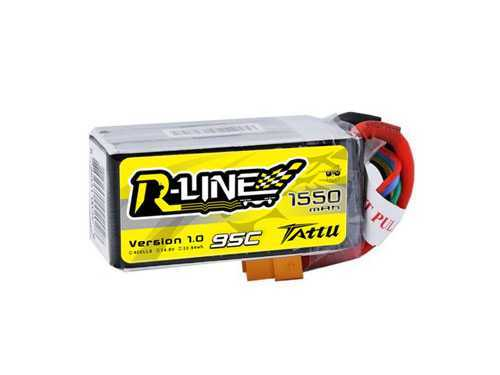 Gen Ace Battery  R-Line 1550mAh/14.8Volt/95C