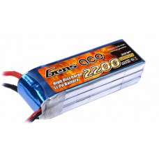 Gen Ace Battery  2200Mah 11,1V 25C
