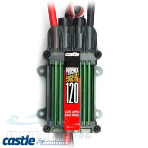 Castle Creations Phoenix Edge 120 HV 50V