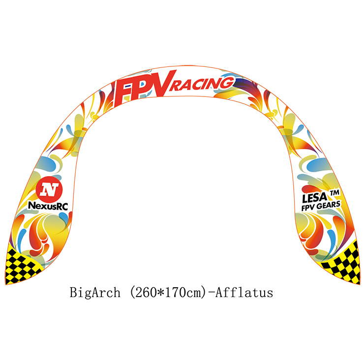 FPV air gate Big Arch Afflatus