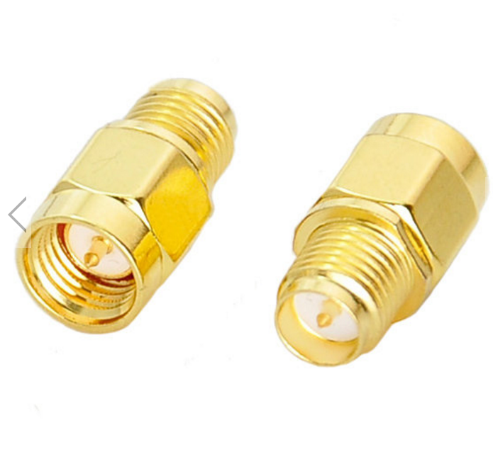 KF-69 sma-rpsma verloop connector man man
