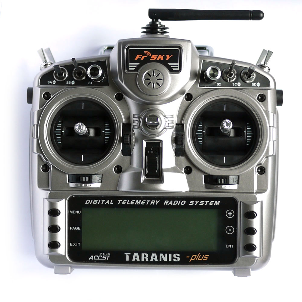 FrSky 2.4GHz ACCST TARANIS X9D PLUS Digital Telemetry Transmitte
