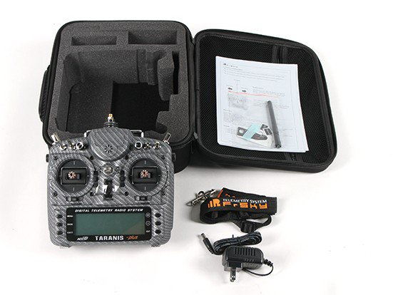 FrSky 2017 New Taranis X9D Plus SPECIAL EDITION with M9 Hall Sen