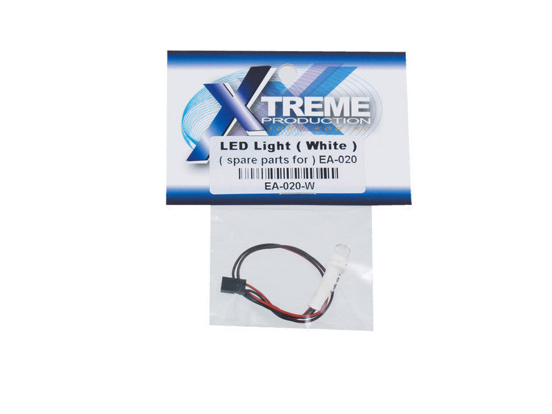 Xtreme Production Extreme LED Light - White (spare parts for EA