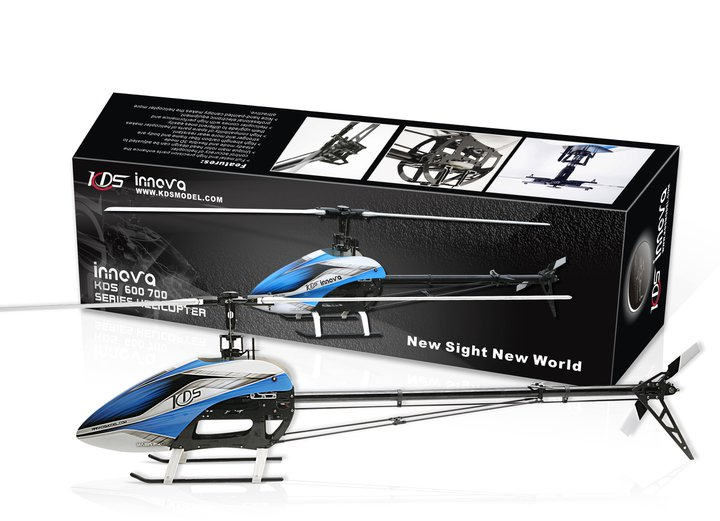KDS Innova 700 flybarless helicopter ARF
